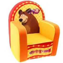 "Кресло-игрушка ""Маша и Медведь"""