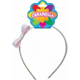 """Ободок для волос с бантом """"Caramella"""""""