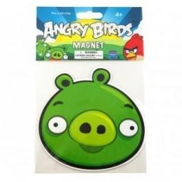 "Магнит ""Angry Birds"" - Green Pig"
