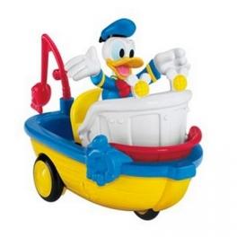 """Игровой набор  """"Микки Маус"""" - транспортное средство """"Donald's Boat"""""""