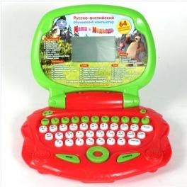 """Компьютер """"Маша и Медведь"""" - 64 программы"""