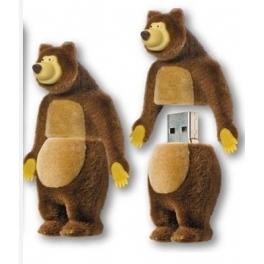 """USB флеш драйв """"Маша и Медведь"""" - """"Мишка"""""""